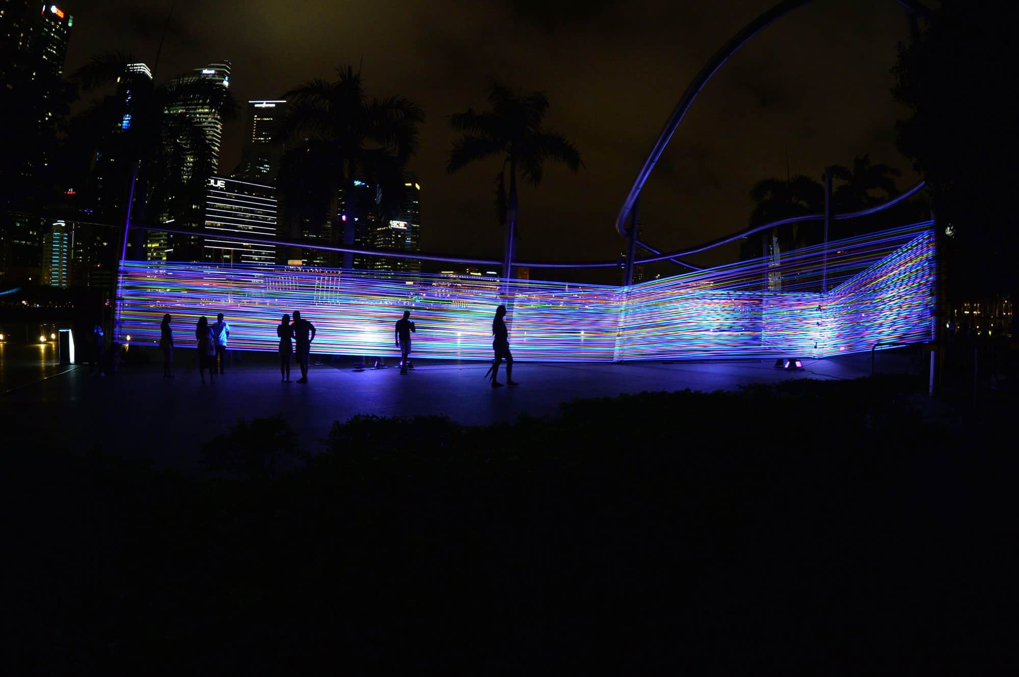 Bigfoottraveller.com| 新加坡 i Light Marina Bay 开幕